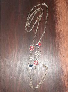 Jewelry - Long Nautical Theme Boat Necklace